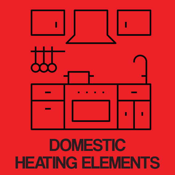 DOMESTIC HEATING ELEMENTS
