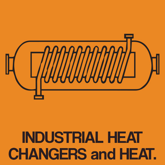 INDUSTRIAL HEAT CHANGERS and HEATERS
