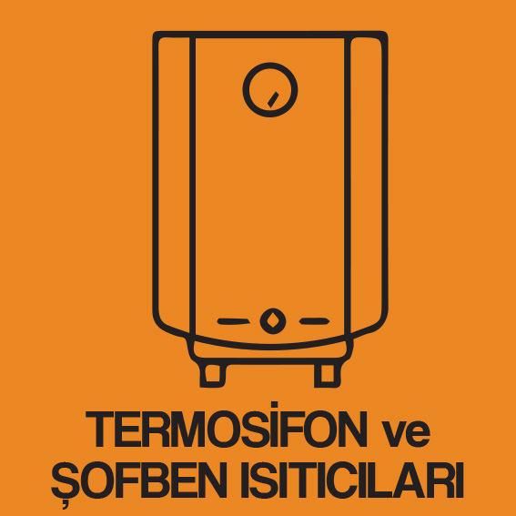 TERMOSİFON ve ŞOFBEN ISITICILARI
